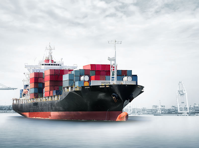 When size matters, choose Sea Freight!